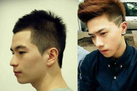 【图】男生短发发型鲨鱼头图片 你真的选择对了吗图片