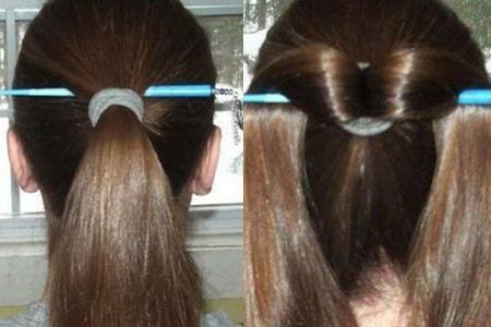【图】一根簪子盘发图解 教你打造出古典的发型图片