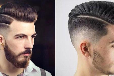 【图】男生瓜子脸适合什么发型 你真的选择对了吗