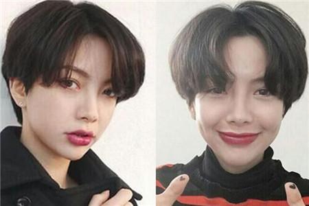【图】齐耳短发韩式发型 减龄气质女性头型