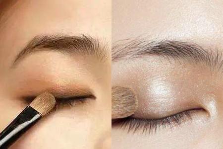 使用眼影可以当鼻影高光吗 怎样才能画出好看的眼妆