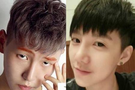 超短发发型男生两边剃掉 让你看起来更加的英俊图片