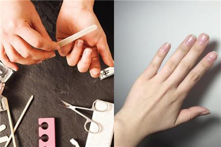 如何修剪方形指甲 详细步骤一看就会