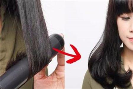 自己做内扣发型教程 几个步骤教会你