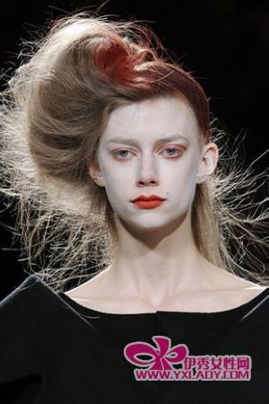 染发烫发有什么危害 不要让美丽伤害了健康 导语:当物质生活得到满图片