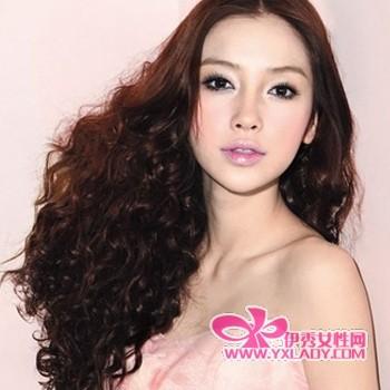 发型 刘海/看嫩模始祖杨颖11款绝美发型