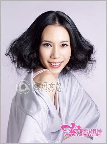 中长发 刘忻长发 长发发型 长发 17