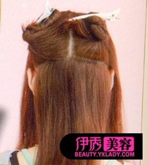 怎样梳头发好看视频 长发梳头发型图片