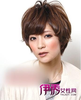 彰显30岁女人魅力的短发发型设