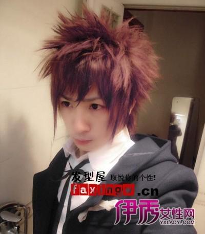 2011年度男生发型盘点图片