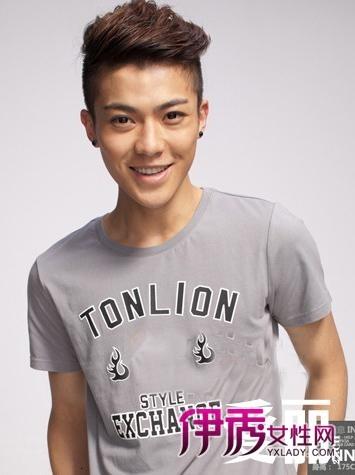 2011时尚新发型 夏季男生帅气起来