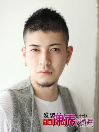 男长脸适合的发型_长脸适合的发型图片男