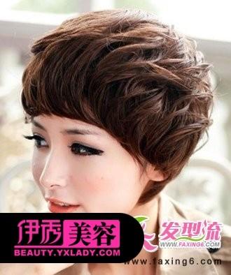 》关于2014短发最新发型女的详细说明