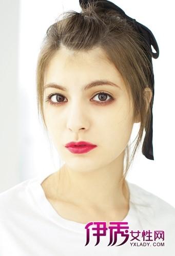 日本手绘面膜女孩