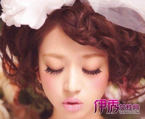 2013年新娘妆容 韩式新娘妆容 韩式妆容 新娘妆容图片