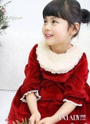 宝宝发型哪有些 可爱多变女宝发型 甜美童真没上限图片