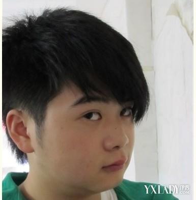 【圖】男生圓臉發型 大圓臉男生發型設計 5款圓臉男士