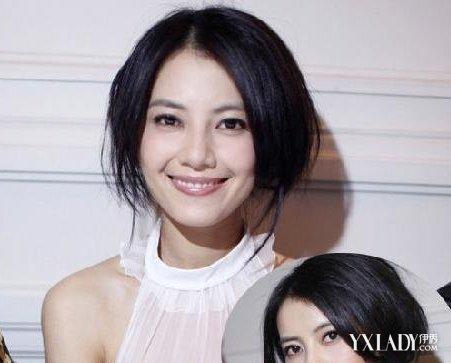 35岁女人的发型图片 让你散发不同的气质