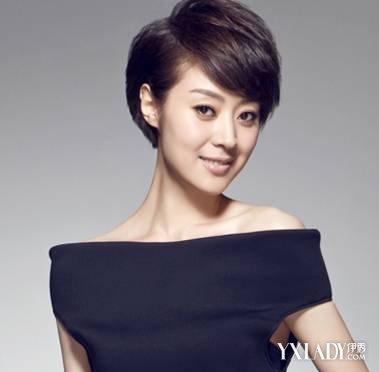 【图】50岁女人短发发型 让你瞬间变年轻