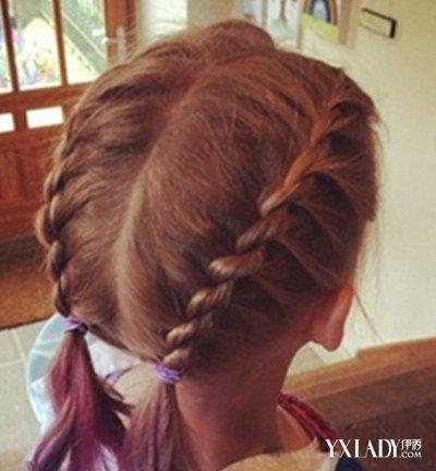 小女孩好看发型学习简单扎头发方法简介 六种好看发型展示图片