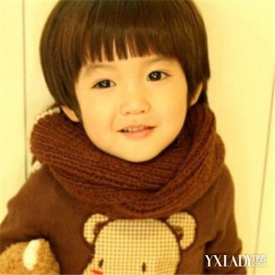 现在适合一岁半男宝宝的发型有什么?图片