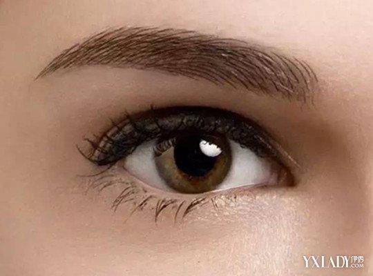 【图】线条加雾眉图片大全 盘点画出好看眉毛的方法