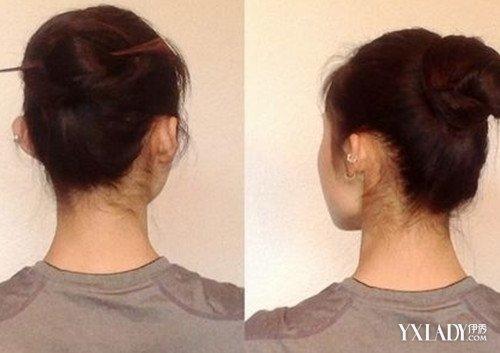 怎么用簪子挽头发图解 简单步骤教给你