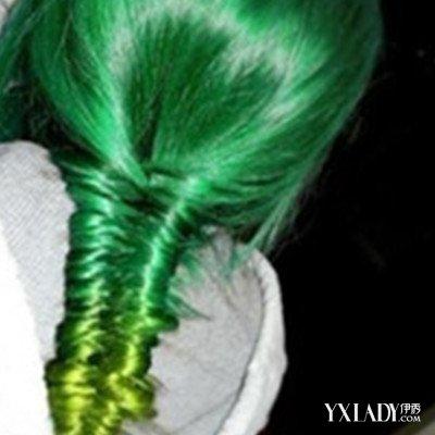 【图】墨绿色头发图片女生精选 给你视觉上的享受