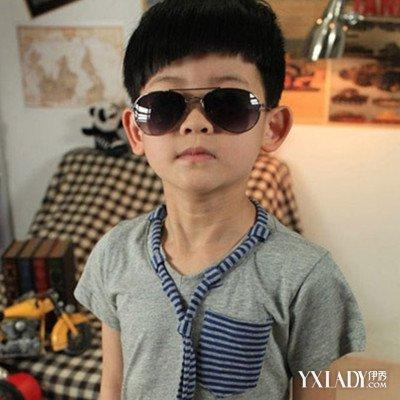 【图】盘点七岁男孩发型图片 让你的小帅哥萌萌哒