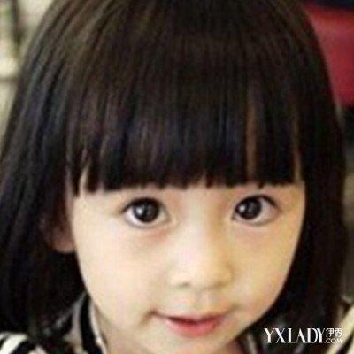 【图】盘点两岁小女孩发型短发图片 让你的宝宝萌萌哒图片