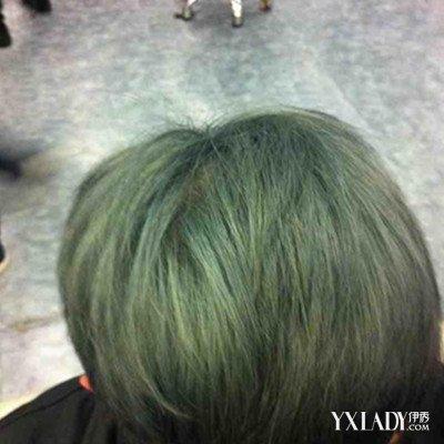 老年人染头发颜色