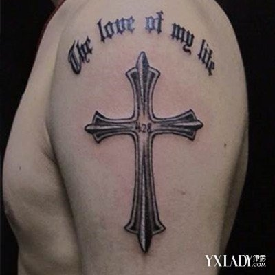 十字架纹身图案大全 十一个方法教你轻松选纹身