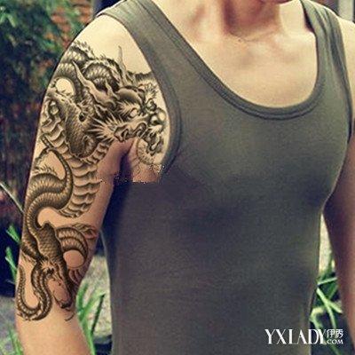 花臂纹身图案大全男展示 选择纹身的十三个方法推荐