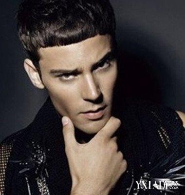 【图】盖盖头发型男图片大全 男生帅气的发型选择图片