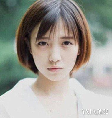 韩范儿短发女生发型大全 让你更加青春迷人