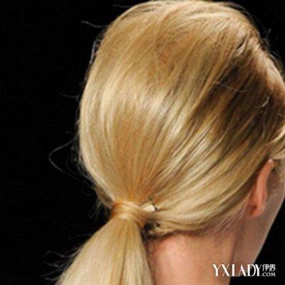 【图】怎么不用皮筋扎头发图解 教你怎样不用皮筋扎头发