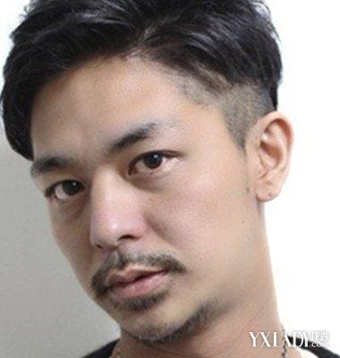 长脸男适合的发型 打造男神就这么简单图片
