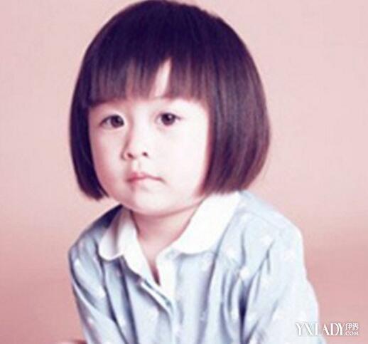 小女孩发型短发怎么剪好看 几款发型让你可爱又天真图片