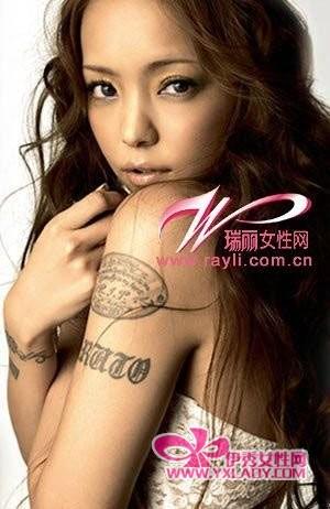 纪念母亲文字纹身翻译分享展示图片