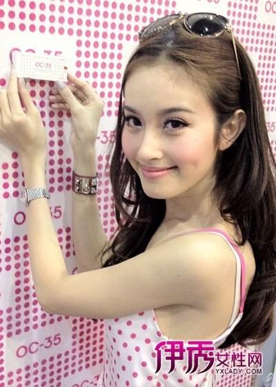 泰国极美人妖poy私房照 图片 195k 400x559