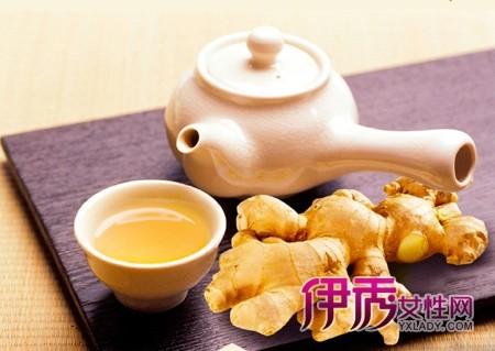 生姜v生姜首选:腹部红茶燃脂排毒_减肥食谱_美节食为什么先减女性图片