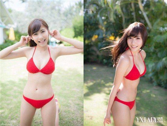 【组图】日本19岁大胸长腿嫩模走红