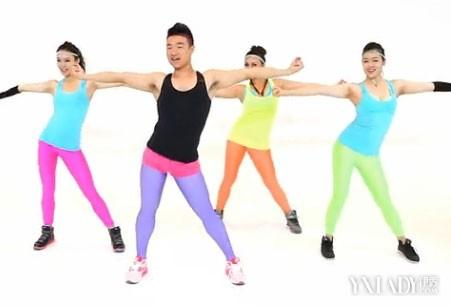 王广成超简单小苹果舞蹈教学