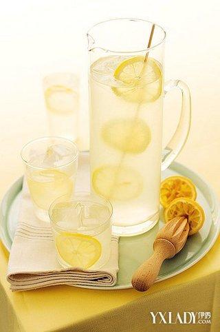 喝檸檬_檸檬卡通_檸檬壁紙_安岳檸檬 - 黑馬素材網