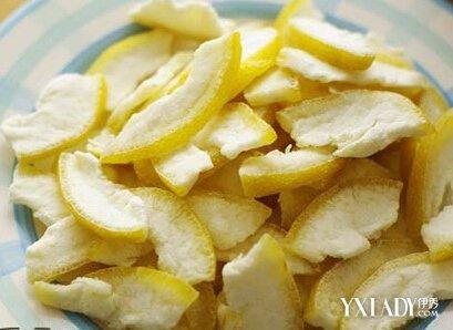 【图】冰糖柚子皮作用与功效 化痰止咳的制作