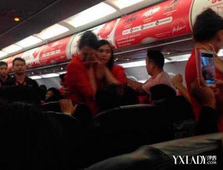 【图】中国游客注意空姐泼人家一脸泡面美空减脂肪需要侮辱什么图片