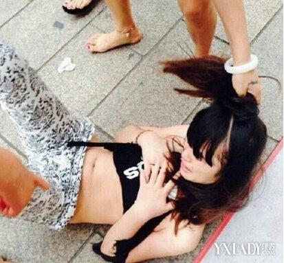 【组图】广西女生打架视频播放太凶残