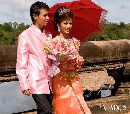 【图】柬埔寨新娘市场斗身材