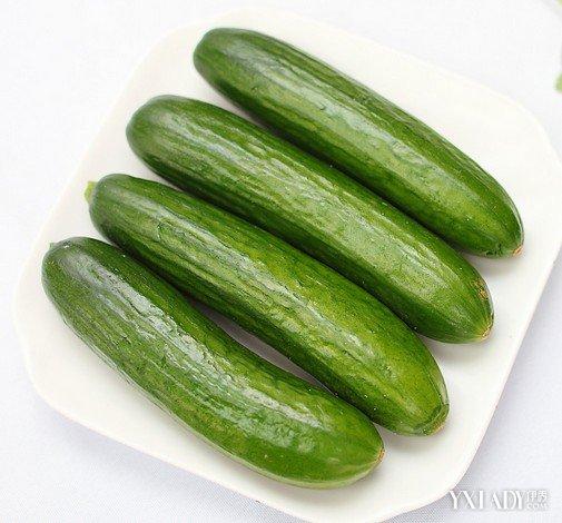 【图】晚上吃黄瓜好吗能减肥吗 巧吃黄瓜让你