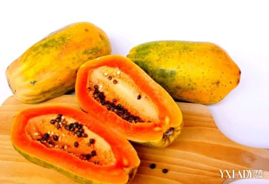 木瓜丰胸的吃法